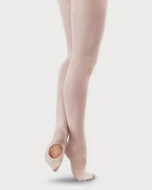 calze sansha collant convertibili ballet napoli