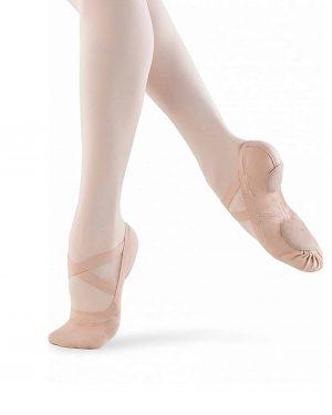 mezze punte bloch synchrony ballet