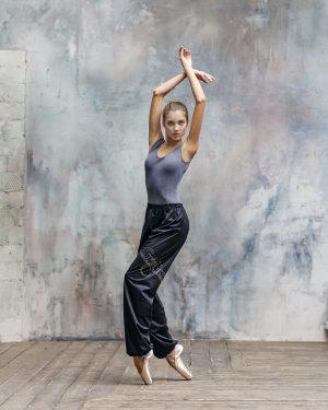 pantalone grisko ballet napoli